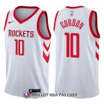 Maillot Houston Rockets Eric Gordon Swingman Association 10 2017-18 Blanc