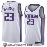 Maillot Sacramento Kings Ben Mclemore No 23 Association 2018 Blanc