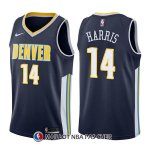 Maillot Denver Nuggets Gary Harris Icon 2017 14-18 Bleu