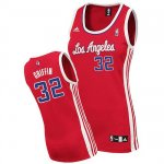 Maillot Femme de Griffin Los Angeles Clippers #32 Rouge