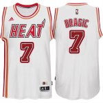 Maillot Retro Heat Dragic 7 Blanc