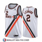 Maillot Los Angeles Clippers Kawhi Leonard Classic 2019-20 Blanc