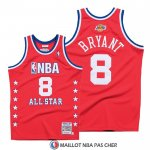 Maillot All Star 2003 Kobe Bryant Authentique Hardwood Classics Rouge