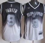 Maillot Parker #9 Fadeaway Mode
