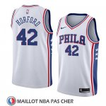 Maillot Philadelphia 76ers Al Horford Association 2019-20 Blanc