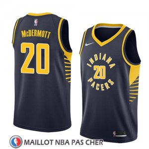 Maillot Indiana Pacers Doug Mcdermott Icon 2018 Bleu