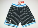Short retro de Noir Orlando Magic NBA