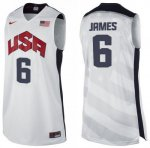 Maillot de James USA NBA 2012