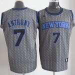Maillot Anthony New York Knicks #7 Static Fashion