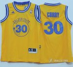 Maillot Enfant Curry Golden State Warriors Orangee