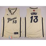 Maillot Enfant George Indiana Pacers Blanc