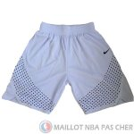 Shortes Blanc USA Dream 12 Teams NBA