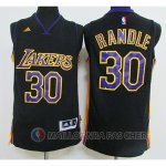 Maillot Los Angeles Lakers Randle #30 Noir