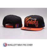 Casquette New York Knicks 9FIFTY Snapback Noir