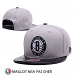 Casquette Brooklyn Nets 9FIFTY Snapback Gris