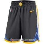 Short Golden State Warriors 2017-18 Gris