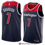 Maillot Washington Wizards Devin Robinson Statement 2018 Noir