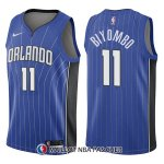 Maillot Orlando Magic Bismack Biyombo Icon 11 2017-18 Bleu