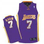 Maillot Pourpre Odom Los Angeles Lakers Revolution 30