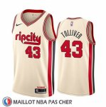 Maillot Portland Trail Blazers Anthony Tolliver Ville Crema