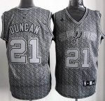 Maillot Duncan San Antonio Spurs #21 Static Fashion