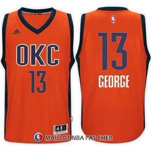 Maillot Oklahoma City Thunder George 13 Orange