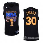 Maillot noir Iguodala Curry Campeon 2014 NBA