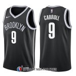 Maillot Brooklyn Nets Demarre Carroll Icon 9 2017-18 Noir