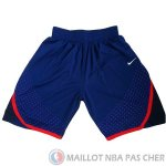 Shortes Bleu USA Dream 12 Teams NBA