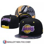 Casquette Los Angeles Lakers 9FIFTY Snapback Noir
