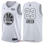 Maillot All Star 2018 Golden State Warriors Draymond Green 23 Blanc