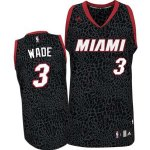 Maillot Crazy Light Leopard Heats Wade 3 Noir