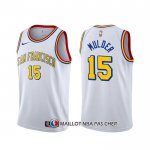 Maillot Golden State Warriors Mychal Mulder Classic Blanc