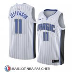 Maillot Orlando Magic Amile Jefferson No 11 Association 2018 Blanc