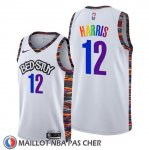 Maillot Brooklyn Nets Joe Harris Ville Lgbtq Pride Night 2020 Blanc