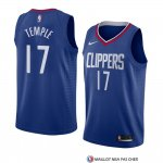 Maillot Los Angeles Clippers Garrett Temple Icon 2018 Bleu