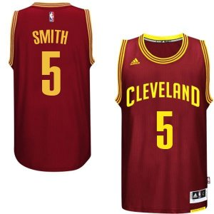 Maillot Rouge Smith Cleveland Cavaliers Revolution 30