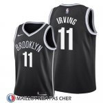 Maillot Enfant Brooklyn Nets Kyrie Irving Icon 2019 Noir