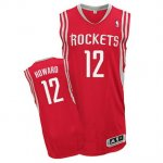 Maillot Rouge Howard Houston Rockets #12 Revolution 30