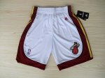 Short Blanc Miami Heat NBA