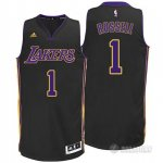 Maillot Los Angeles Lakers Russell #1 Noir