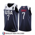 Maillot USA Marcus Smart 2019 FIBA Basketball World Cup Bleu