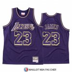 Maillot Los Angeles Lakers Lebron James 2020 Chinese New Year Throwback Volet