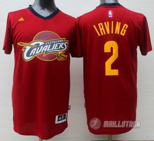 Maillot Irving NBA T-Shirt Cleveland Cavaliers Rouge