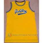 Maillot NBA Smalls Bad Boy Jaune