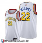 Maillot Golden State Warriors Andrew Wiggins Classic 2019-20 Blanc