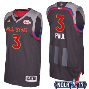 Maillot All Star 2017 Clippers Paul 3