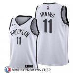 Maillot Enfant Brooklyn Nets Kyrie Irving Association 2019 Blanc
