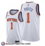 Maillot New York Knicks Bobby Portis Association Blanc