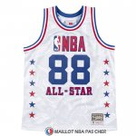 Maillot All Star 1988 Aape x Mitchell & Ness Blanc